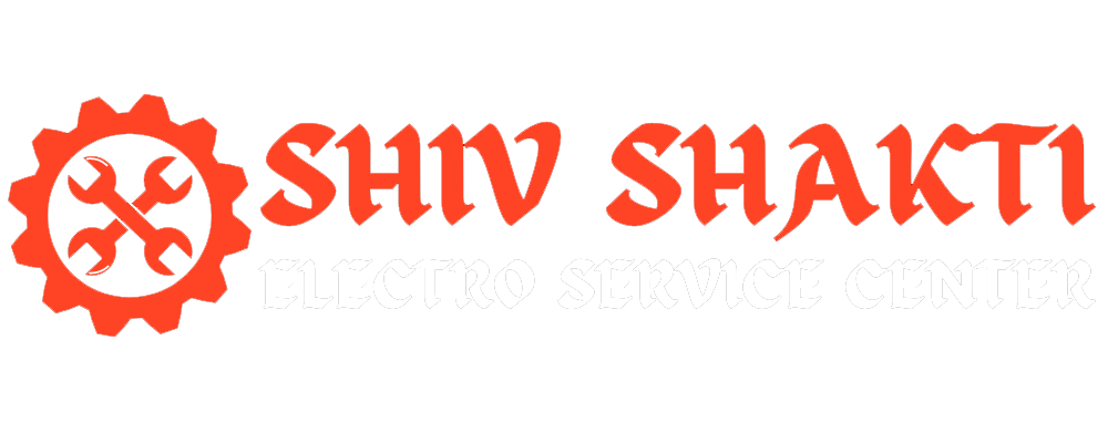 Shiv Shakti Electro Service Center Transparent Logo
